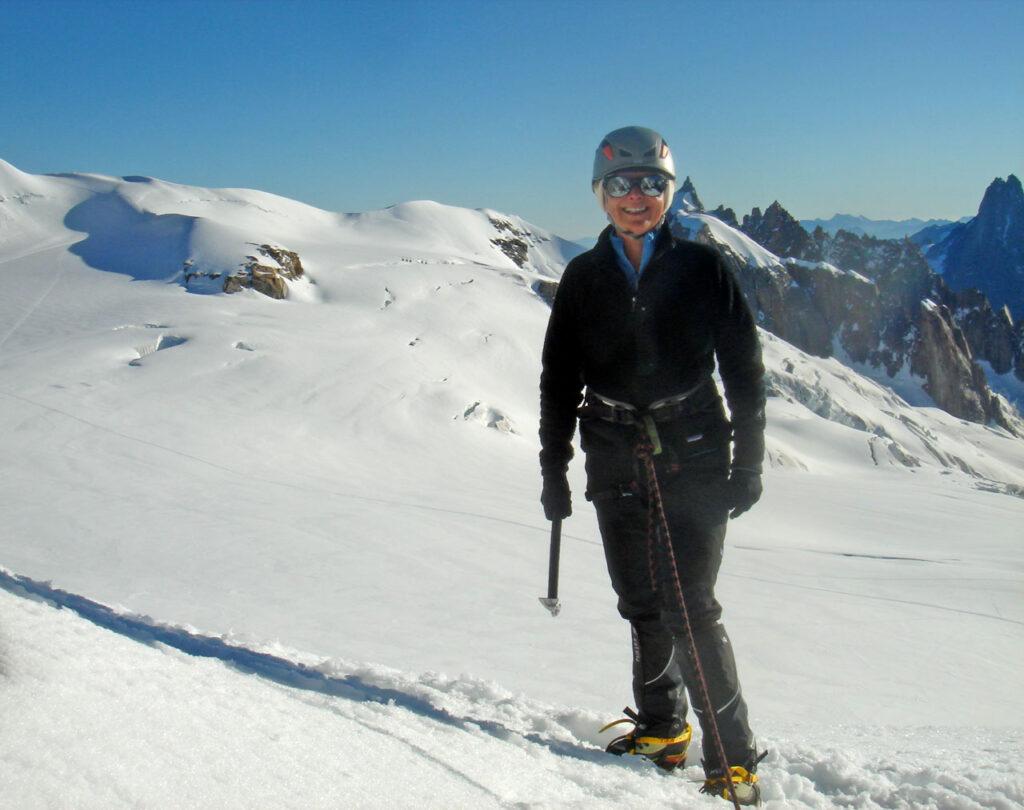Montagne et non-voyance. Ascension du Mont-Blanc 2011