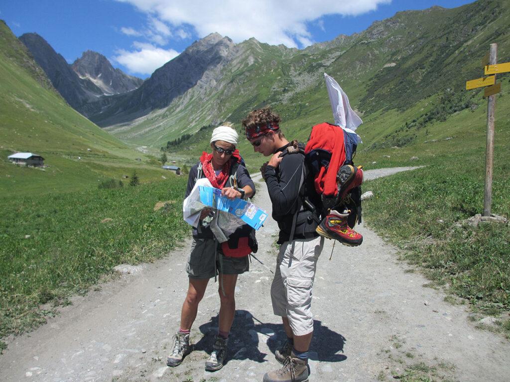 Montagne et diabète 2012 - La Grande Traversée des Alpes avec Gisèle Lafond