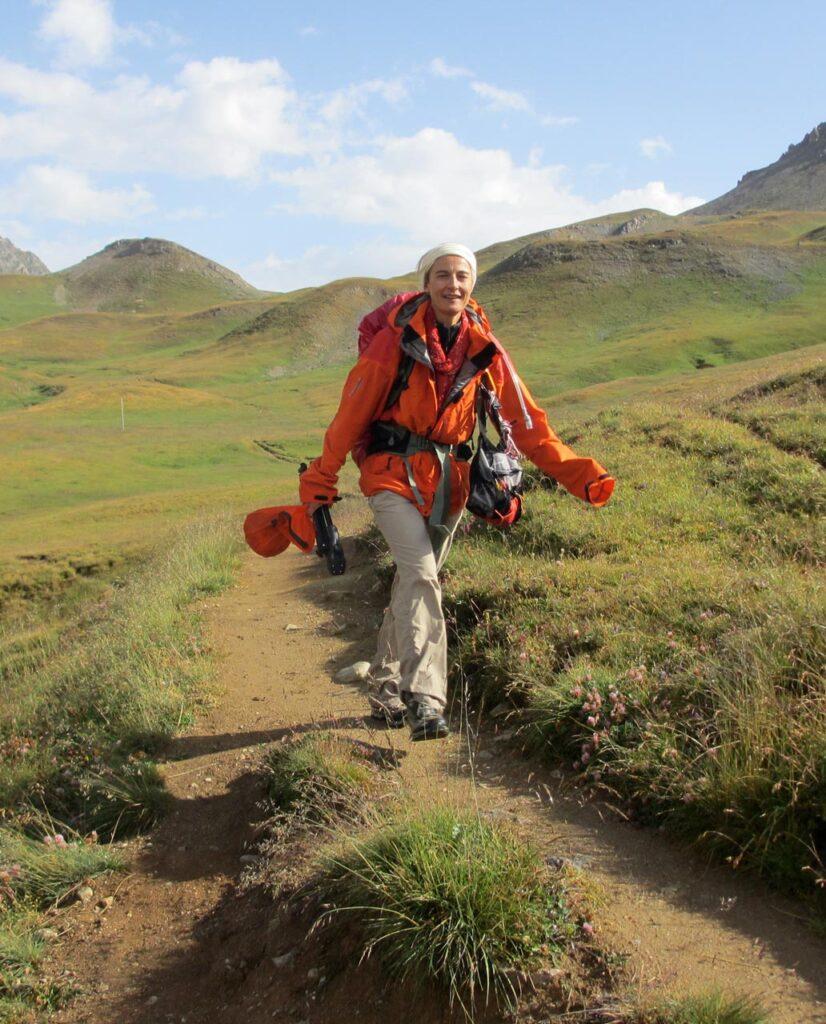 Gisèle Lafond, exploratrice et alpiniste